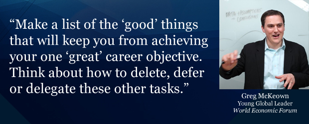 Greg McKeown Quote