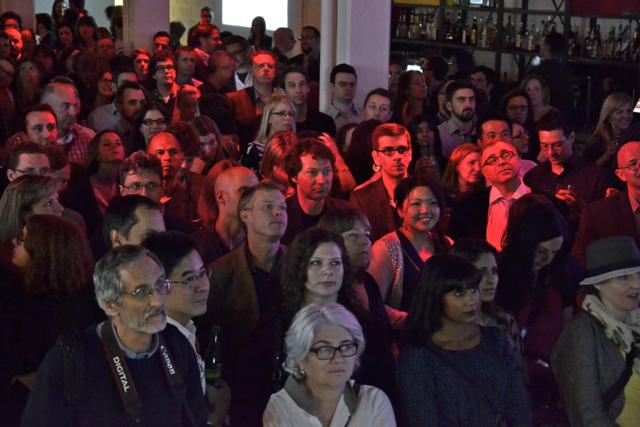 COPA crowd