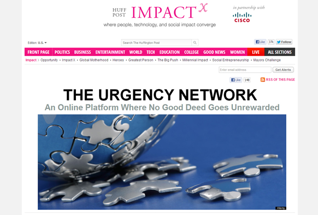 The Huffington Post Impact X