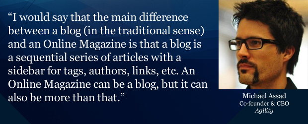 Michael Assad Quote