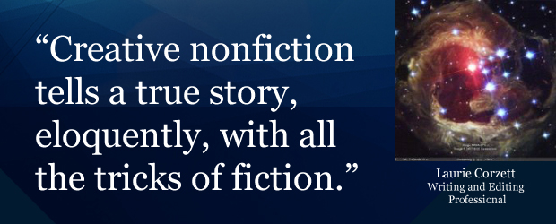 quotes about writing creative nonfiction Creative nonfiction quotes live truman capote's 1966 &quotnon-fiction novel&quot in cold blood went on to become the second biggest-selling true crime book in publishing history by cbc books.