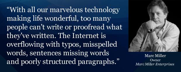 Marc Miller Quote